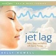 Relieve Jet Lag (2 CD Set) - Kelly Howell